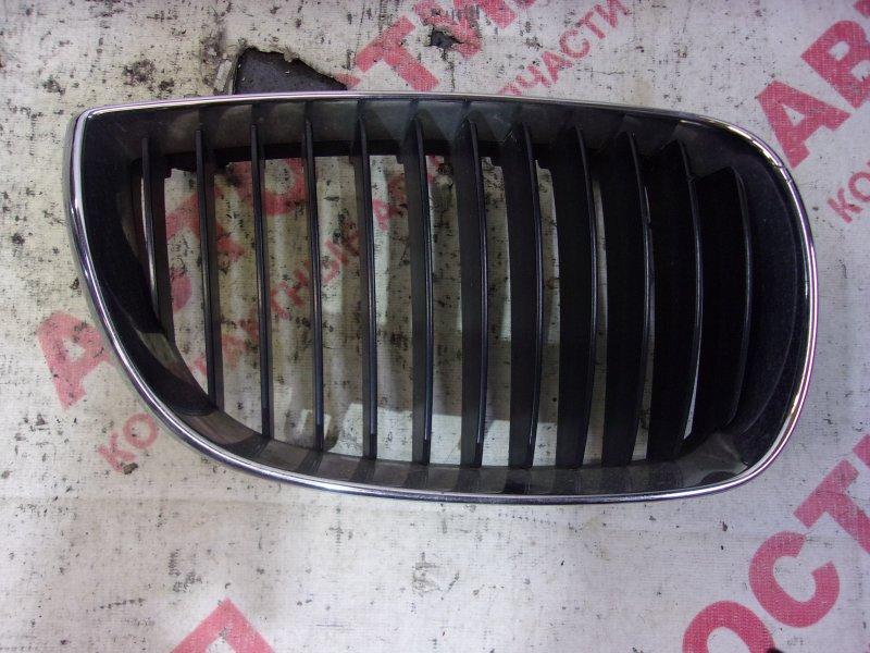 Решетка радиатора Bmw 1-Series E87 N46B20 2004-2007 правая