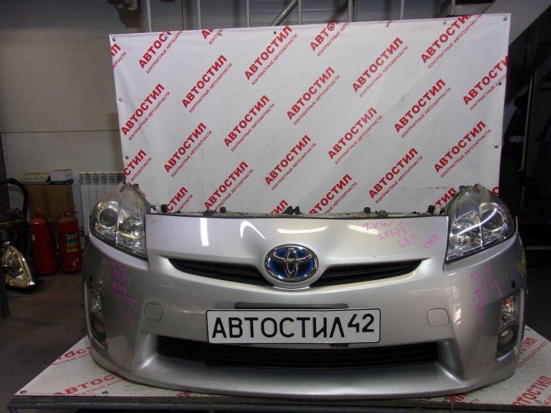 Nose cut Toyota Prius ZVW30 2ZRFXE 2010