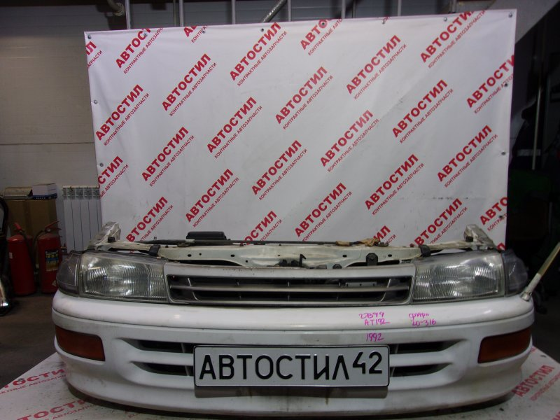 Nose cut Toyota Carina AT190, AT192, ST190, ST195, CT190, CT195 7A 1994