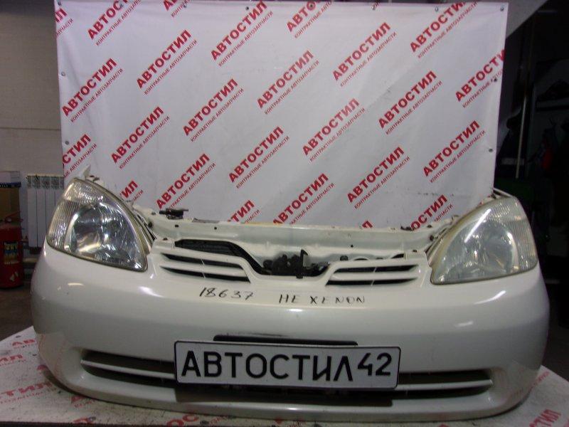 Nose cut Toyota Prius NHW11 1NZ-FXE 2001