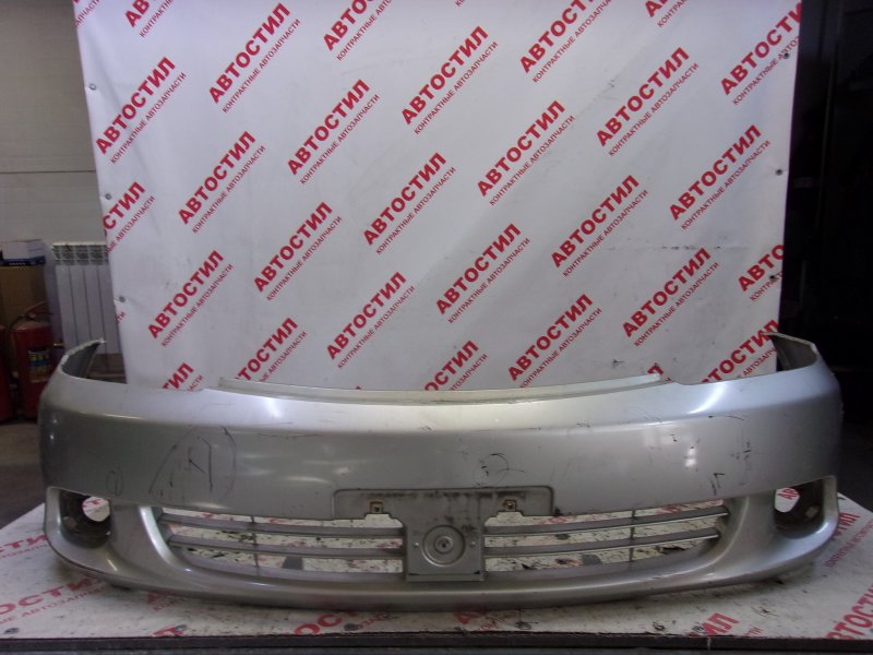 Бампер Toyota Allion AZT240, NZT240, ZZT245, ZZT240 1ZZ 2001-2004 передний