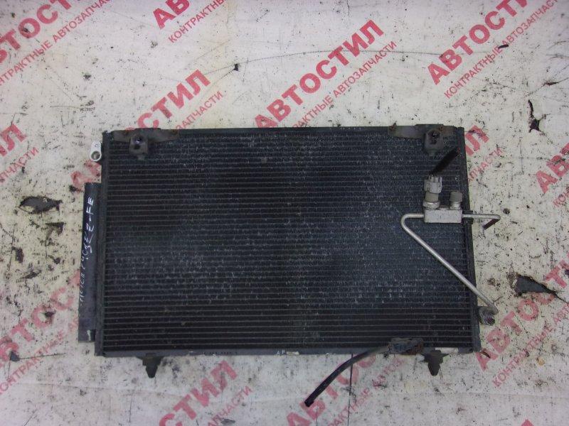Радиатор кондиционера Toyota Allion AZT240, NZT240, ZZT245, ZZT240 1ZZ 2001-2004