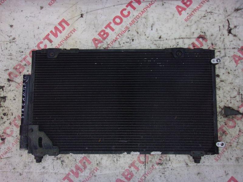 Радиатор кондиционера Honda Stream RN1, RN2, RN3, RN4 D17A 2001