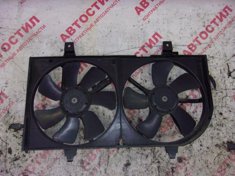 Диффузор радиатора Nissan Sunny B15, FB15, FNB15, JB15, QB15, SB15 QG15 2002