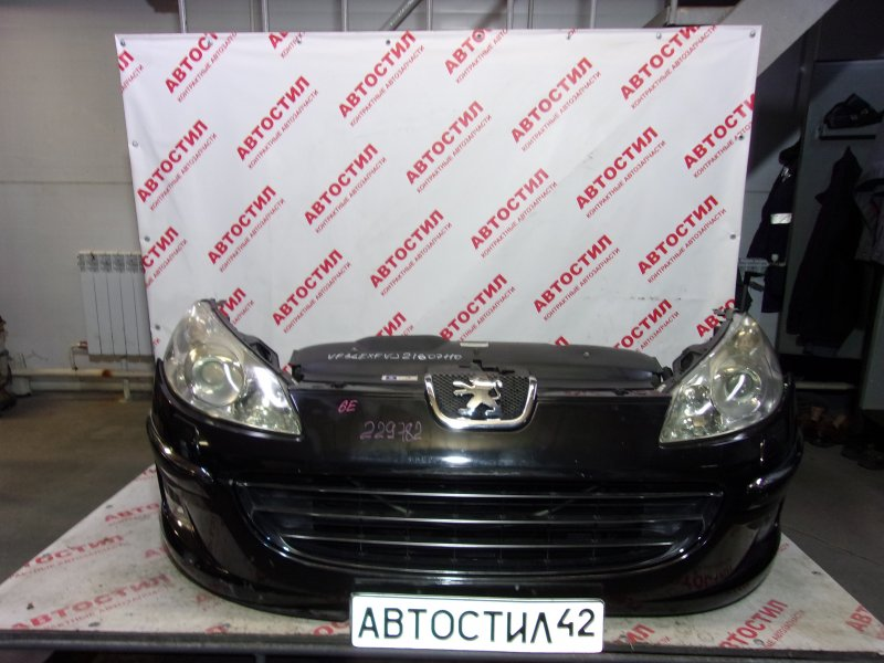 Nose cut Peugeot 407 6E 3.0I V6 24V 211 (ES9A) 2005