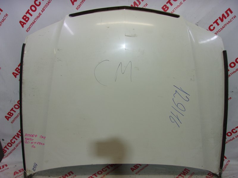 Капот Honda Accord CL7,CL9,CM1,CM2 K20A 2004