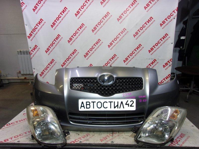 Nose cut Toyota Vitz NCP95, KSP90, NCP91, SCP90 1KR 2006