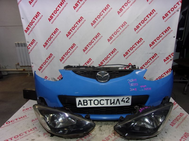 Nose cut Mazda Demio DE3AS, DE3FS, DE5FS, DEJFS ZY 2009