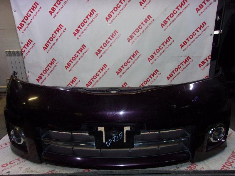 Бампер Nissan Serena C25, NC25, CC25, CNC25 MR20 2006 передний