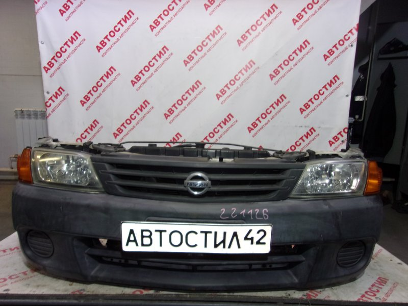 Nose cut Nissan Ad VFY11, VY11, VHNY11, VGY11, VENY11, VEY11 QG15 2002