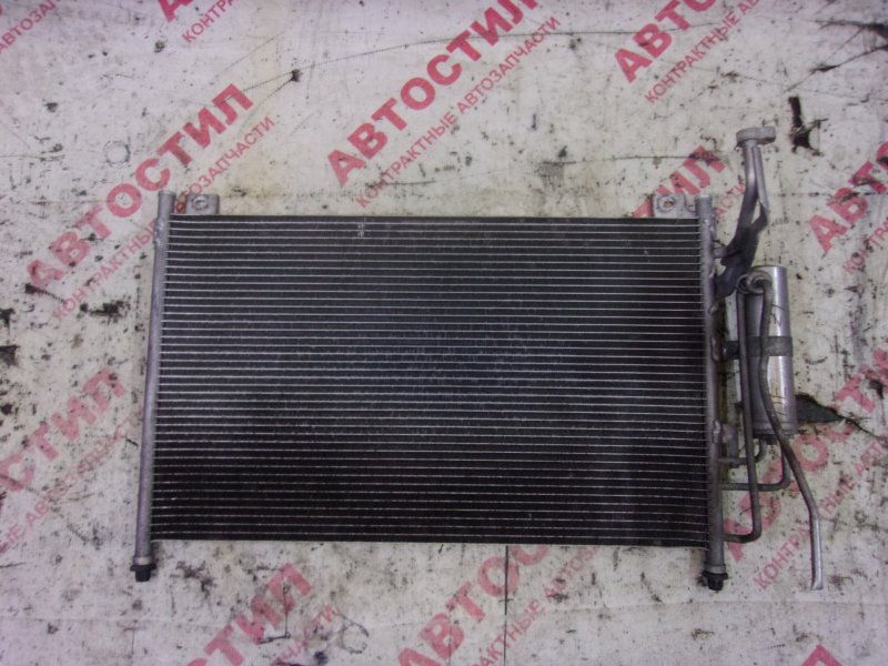 Радиатор кондиционера Mazda Demio DE3AS, DE3FS, DE5FS, DEJFS ZY 2009