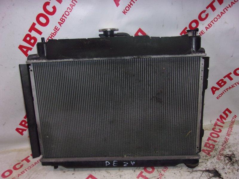 Радиатор основной Mazda Demio DE3AS, DE3FS, DE5FS, DEJFS ZY 2009