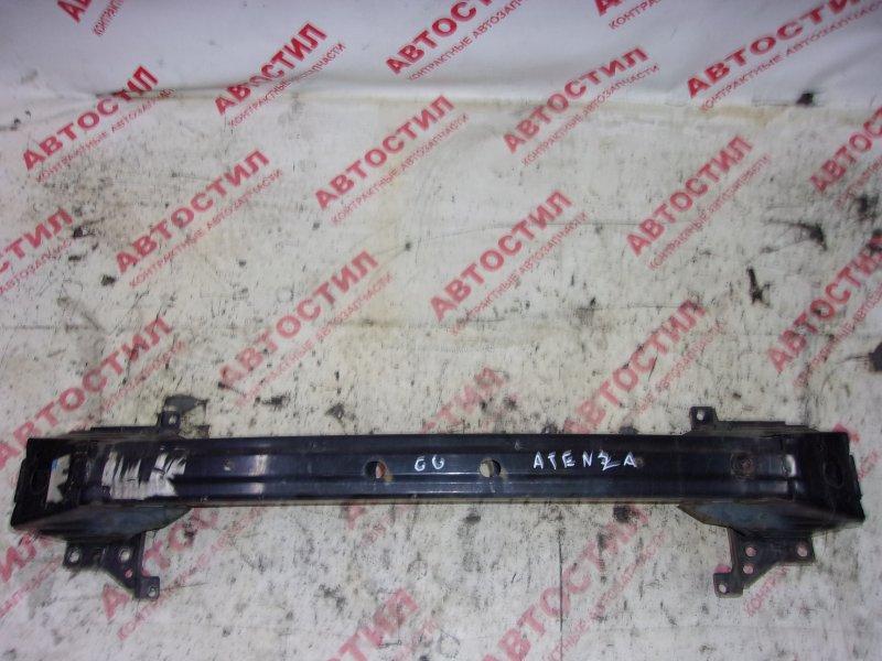 Усилитель бампера Mazda Atenza GG3P, GGEP,GY3W, GYEW,GG3S, GGES L3 2003 передний