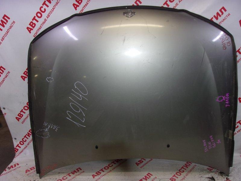 Капот Nissan Bluebird Sylphy TG10, FG10, QNG10, QG10 QG18 2001