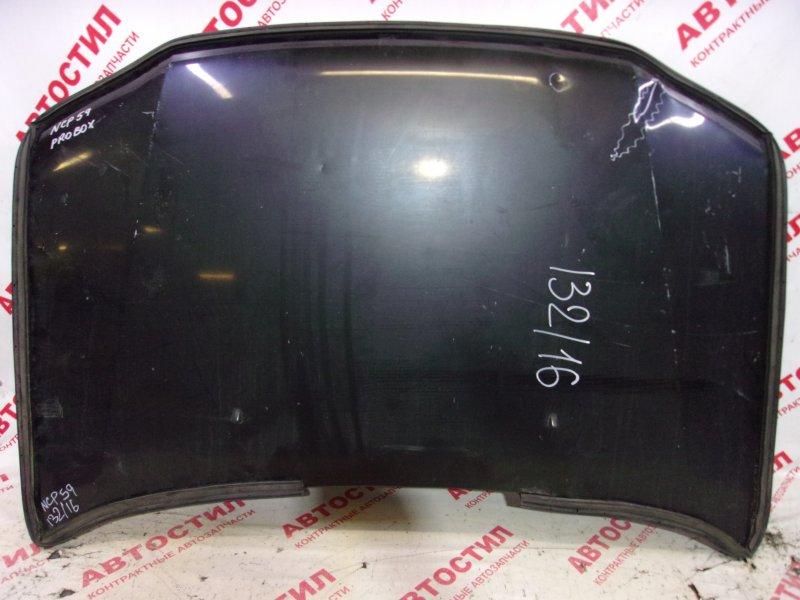 Капот Toyota Probox NCP50V, NCP51V, NCP55V, NCP52V, NLP51V,NCP58G, NCP59G 1NZ 2005