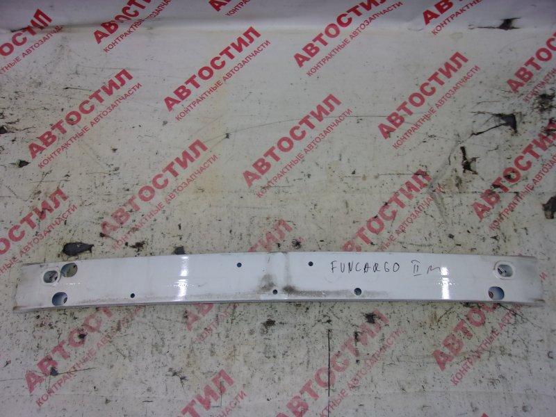 Усилитель бампера Toyota Funcargo NCP20, NCP21, NCP25 1NZ 2004 передний