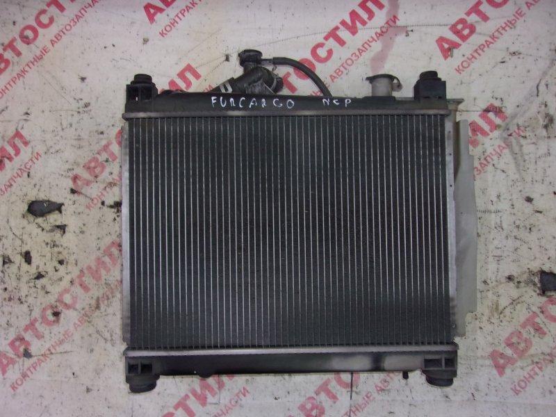 Радиатор основной Toyota Funcargo NCP20, NCP21, NCP25 1NZ 2004