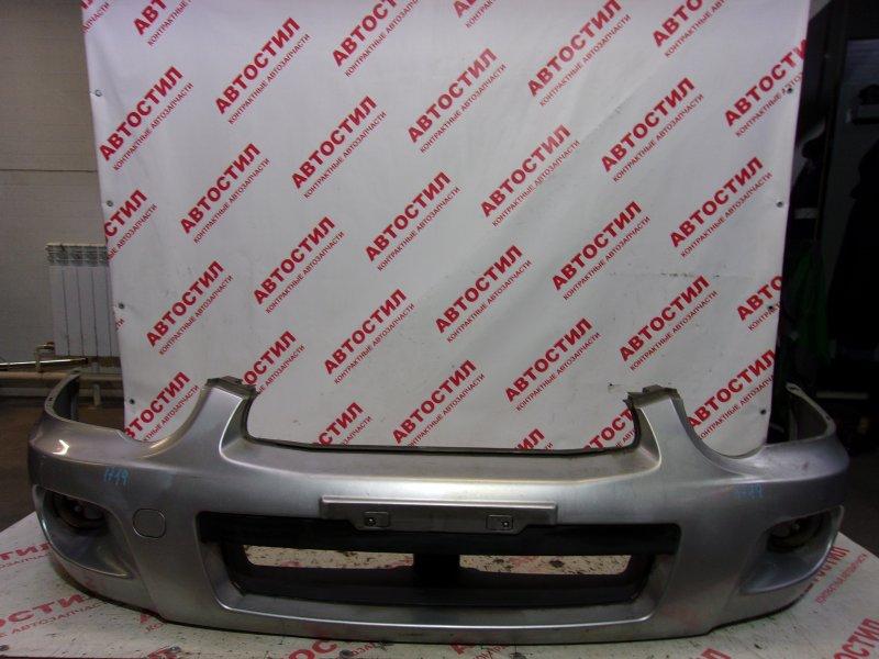 Бампер Subaru Impreza GG2, GG3, GG9, GGA,GDC, GDD, GD2, GD3,GGC EJ15 2003 передний