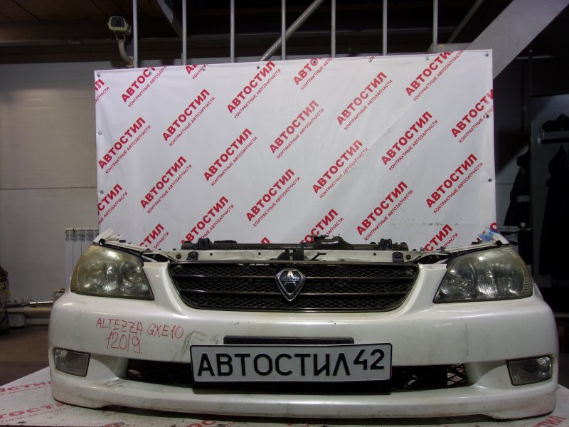 Nose cut Toyota Altezza GXE10W, GXE15W, JCE10W, JCE15W ,GXE10, SXE10 1G 2001