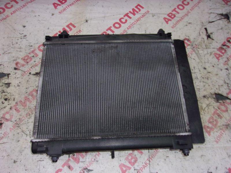 Радиатор основной Toyota Ractis NCP105, NCP100, SCP100 1NZ 2006
