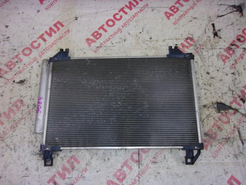 Радиатор кондиционера Toyota Ractis NCP105, NCP100, SCP100 1NZ 2006