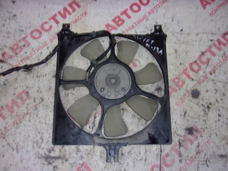 Диффузор радиатора Suzuki Swift HT51S, HT81S M13A 2003
