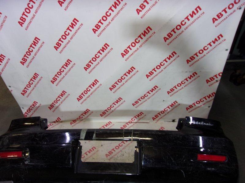 Бампер Mitsubishi Airtrek CU2W, CU4W 4G63 2003 задний