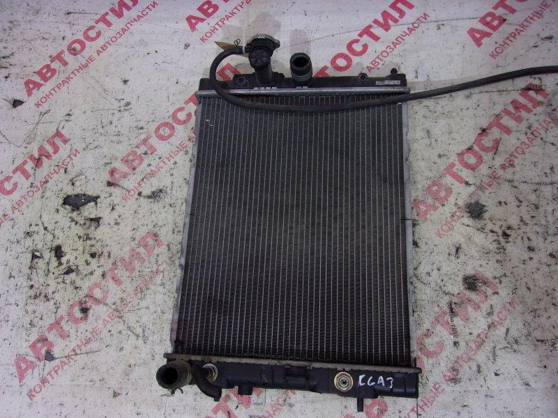 Радиатор основной Nissan Cube ANZ10, Z10, AZ10 CGA3 2000