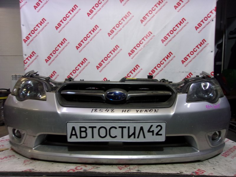 Nose cut Subaru Legacy BP5, BP9, BPE,BL5, BL9, BLE EJ20 2003