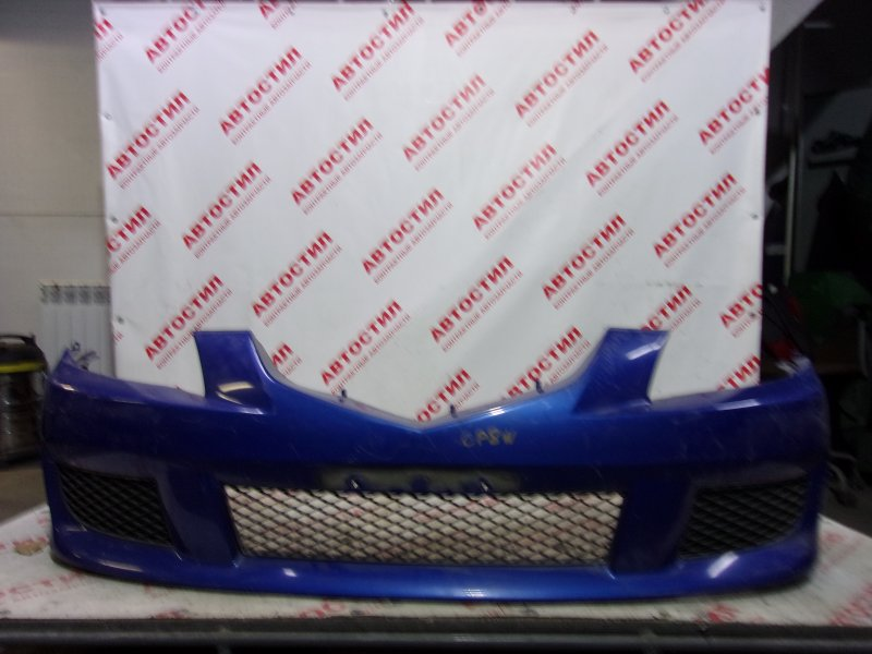 Бампер Mazda Premacy CP8W, CPEW FP 2002 передний