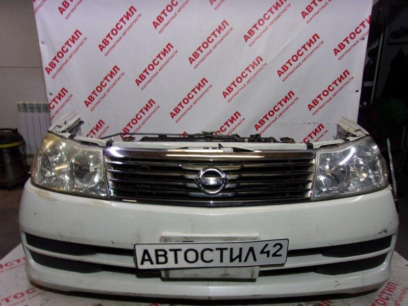 Nose cut Nissan Liberty PM12, PNM12, PNW12,RM12, RNM12 QR20 2003
