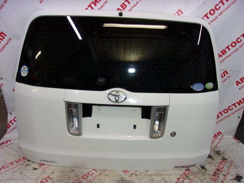 Дверь задняя Toyota Succeed NCP50V, NCP51V, NCP55V, NCP52V, NLP51V,NCP58G, NCP59G 1NZ 2005