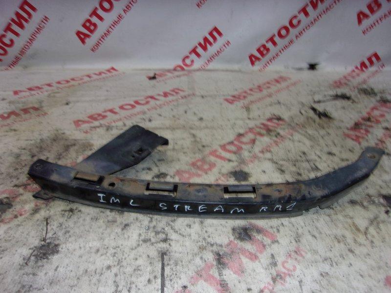Планка под фары Honda Stream RN1, RN2, RN3, RN4 K20A 2002 передняя левая