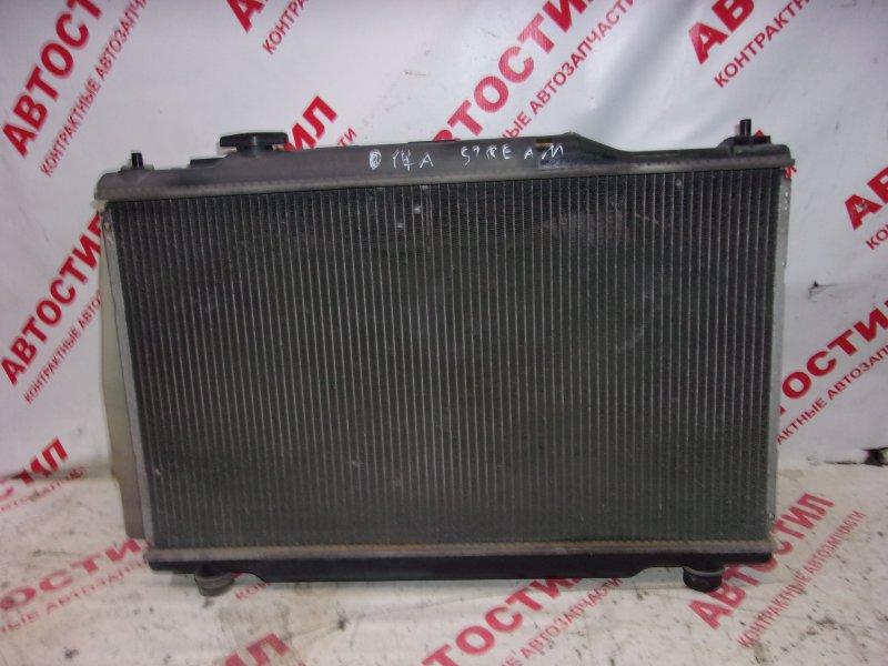 Радиатор основной Honda Stream RN1, RN2, RN3, RN4 K20A 2002