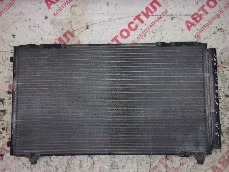 Радиатор кондиционера Honda Stream RN1, RN2, RN3, RN4 K20A 2002