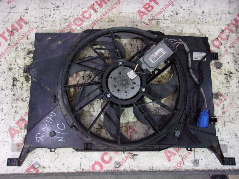 Диффузор радиатора Mercedes-Benz B-Class T245 M266 E17 2006