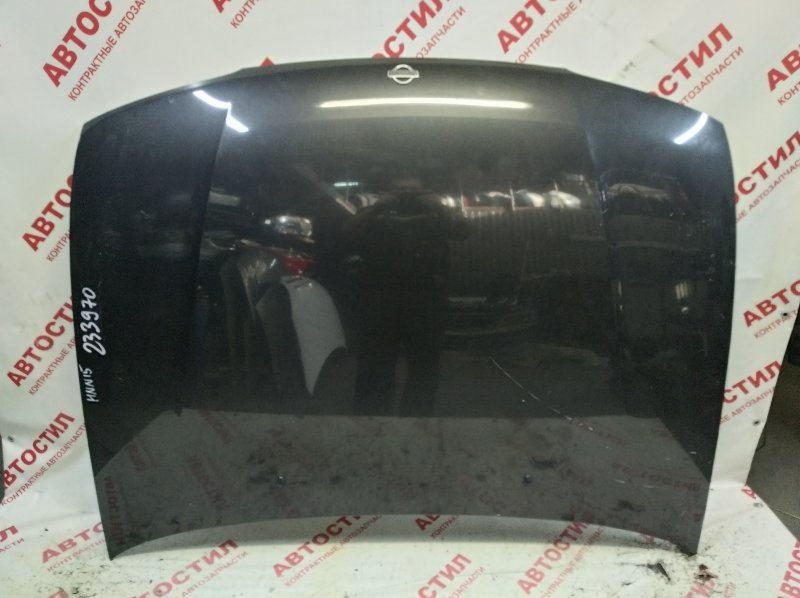 Капот Nissan Pulsar EN15, FN15, FNN15, HN15, JN15, SN15, SNN15 GA15 1996-2000
