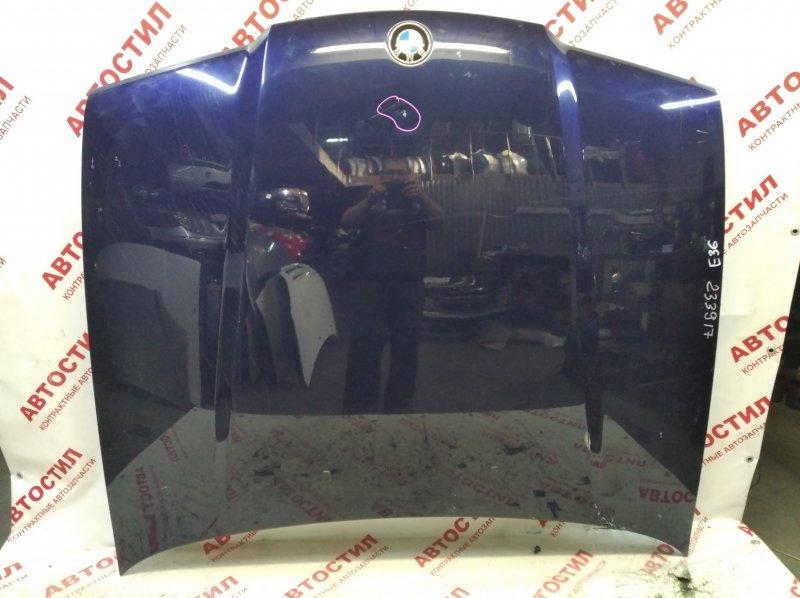Капот Bmw 3-Series E36 M44B19 1996-2000