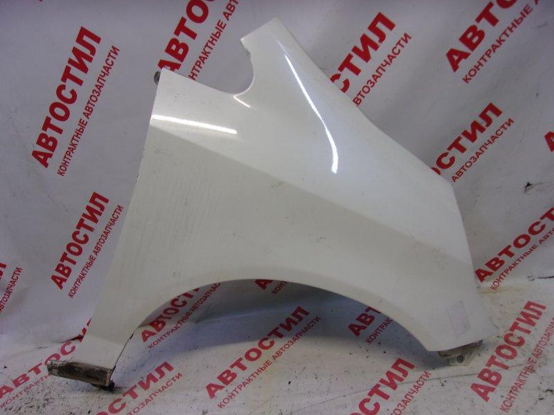 Крыло Honda Fit GD1, GD2, GD3, GD4 L13A 2003 переднее правое