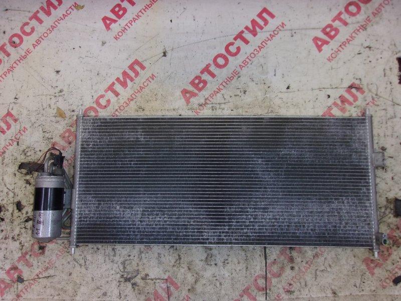 Радиатор кондиционера Nissan Wingroad WFY11, WHNY11, WHY11, WPY11,WRY11 QG18 2003