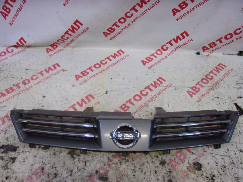 Решетка радиатора Nissan Wingroad WFY11, WHNY11, WHY11, WPY11,WRY11 QG18 2003