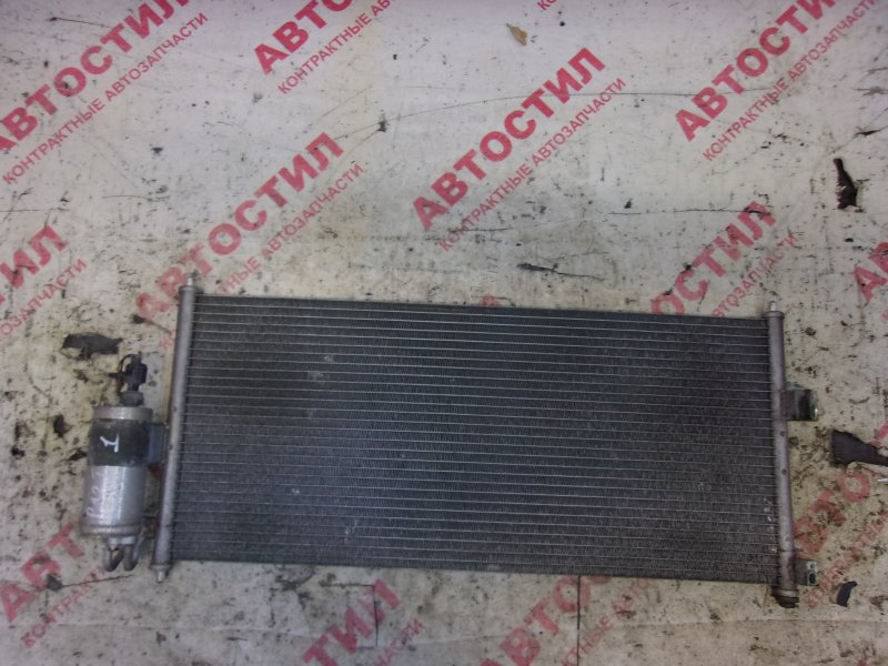 Радиатор кондиционера Nissan Primera HP12, RP12, TNP12, TP12, QP12,WHP12, WRP12, WTNP12, WTP12 QR20 2002