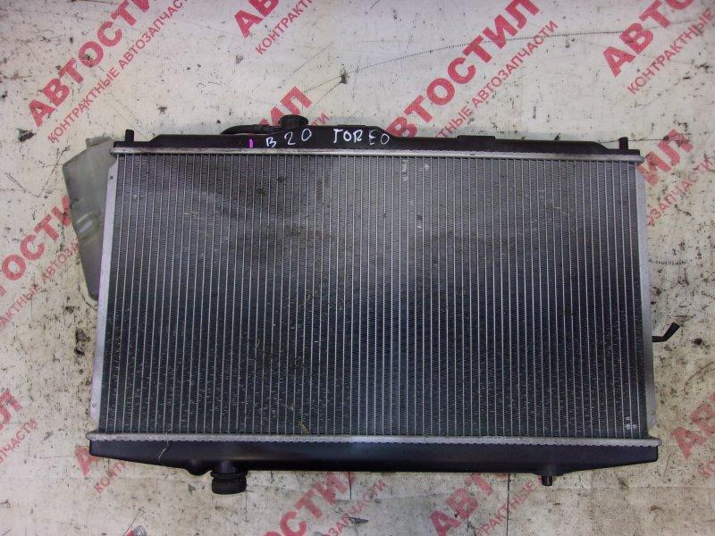 Радиатор основной Honda Torneo CF3, CF4, CL1, CF5, CL3 F20B 1999