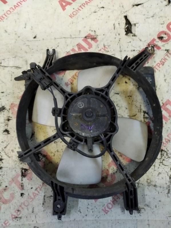 Диффузор радиатора Mazda Demio DW3W, DW5W B3 1998
