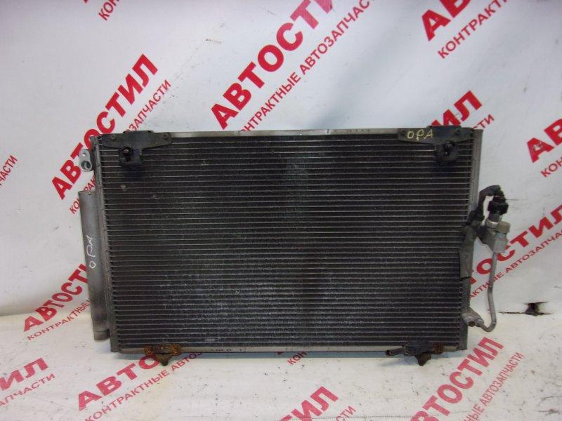 Радиатор кондиционера Toyota Opa ACT10, ZCT10, ZCT15 1AZ 2002