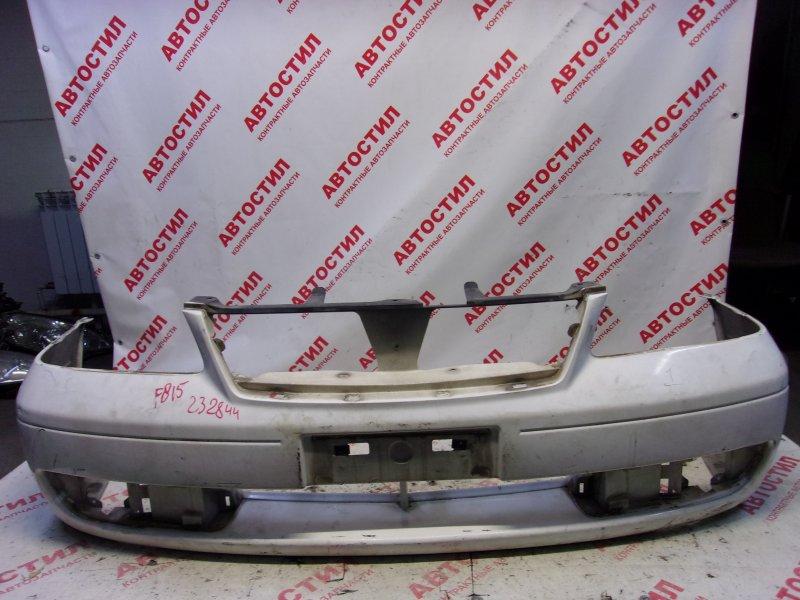 Бампер Nissan Sunny B15, FB15, FNB15, JB15, QB15, SB15 QG15 2005 передний
