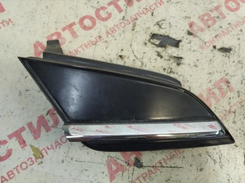 Решетка радиатора Nissan Primera HP12, RP12, TNP12, TP12, QP12,WHP12, WRP12, WTNP12, WTP12 QR20 2003 правая