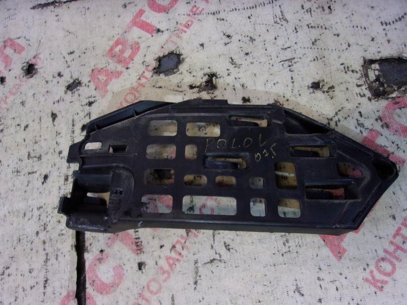 Крепление бампера Volkswagen Polo MK4 AUA 2005-2009 переднее левое