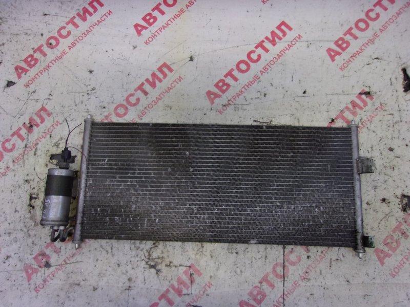 Радиатор кондиционера Nissan Sunny B15, FB15, FNB15, JB15, QB15, SB15 QG15 1999