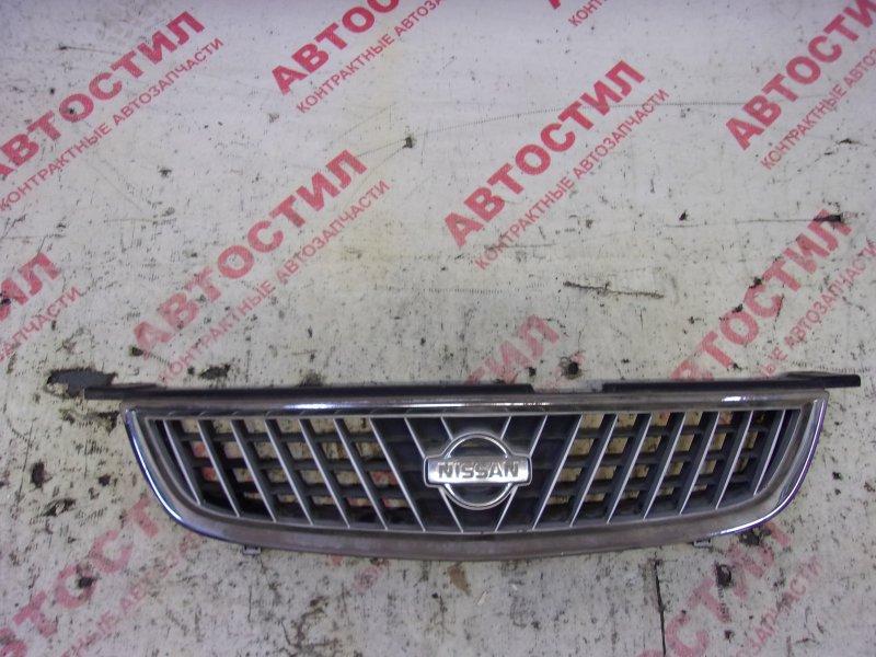 Решетка радиатора Nissan Sunny B15, FB15, FNB15, JB15, QB15, SB15 QG15 1999